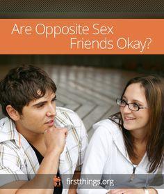 Idea Matchless Opposite sex friends