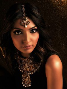 Stunning Bridal Jewellery Collection