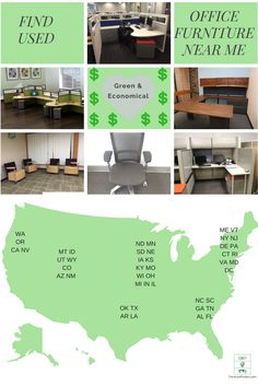 Used Office Furniture Near Me The Best Stores Nationwide With Incredible Options For