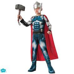 Disfraz de Thor Vengadores Unidos para niño