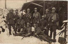 Stosstrupp of the 83rd Landwehr Infantry Regiment   Flickr - Photo Sharing!