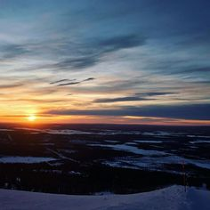 Sunset in Lapland - of course being winter it was at 1pm and lasted like 3hrs! Its a mixed up world ... #lapland #lappi #visitlapland #skyporn #sunrise #visitrovaniemi #sunsetlovers #rovaniemi #cloudporn #sunsets #travelling #ocean #sunsetporn #sunset_madness #skylovers #traveler #visitfinlandjp #sunset_pics #tourism #travelingram #igtravel #europe #traveller #skyline #travelblog #tourist #evening #travelblogger #traveltheworld #ourfinland Sunset Pics, Sunset Pictures, Kitesurfing, Foodie Travel, Snowboarding, Sunsets, Adventure Travel, Travel Photos, Madness