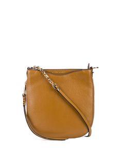 REBECCA MINKOFF 'EMMA' UMHÄNGETASCHE. #rebeccaminkoff #bags #shoulder bags #leather #crossbody Crossbody Bag, Leather Crossbody, World Of Fashion, Luxury Branding, Saddle Bags, Rebecca Minkoff, Chain, Brown, Shoulder Bags