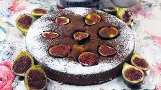 Ένα λαχταριστό κέικ αμυγδάλου με φρέσκα σύκα και την απίστευτη, φυσική νοστιμιά του Lurpak! Tiramisu, Cheesecake, Keto, Ethnic Recipes, Sweet, Desserts, Food, Candy, Tailgate Desserts