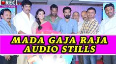 "Vishal ""Madha Gaja Raja"" Audio Launch Stills  ll Latest Tollywood Photo ..."
