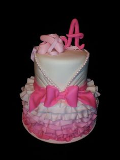 Ballet cake...Cake Blocked: Silent Sunday