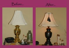 Now I can just buy the cheap ugly lamp!