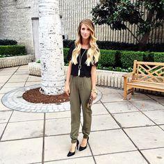 Erin Howard (Happily Howards) @erinchoward Last night's look...Instagram photo | Websta (Webstagram)
