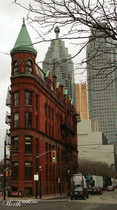 I love architecture!