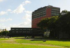 Ciudad Universitaria de Caracas_Venezuela #Arquitectura