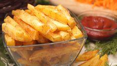 Картошка Фри без масла рецепт с фотографиями