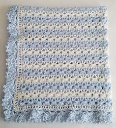 19 Super Ideas For Crochet Baby Boy Booties Free Baby Boy Crochet Blanket, Baby Boy Blankets, Crochet Blanket Patterns, Crochet Baby, Baby Patterns, Crochet Gifts, Knit Patterns, Baby Boy Booties, Knitting Machine Patterns