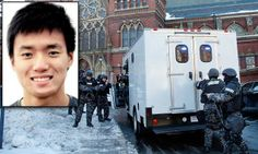 Harvard student, Eldo Kim, 20, who won academic awards for anti-violence essay, admits to terrifying bomb hoax 'because he wanted to get out of tough final exam'
