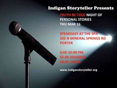 Appearing on the bill tonight at the Speakeasy at the Spa in Porter, Indiana Comedians, Storytelling, Indiana, Spa, Entertaining, Funny