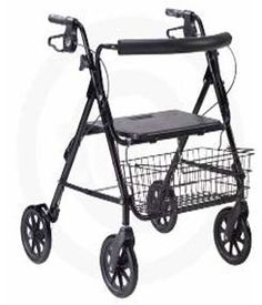 """D-lite, Heavy Duty, Aluminum Rollator $279.00 FREE Shipping from uCan Health 