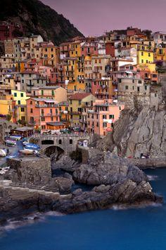 Cinque Terre.Italy
