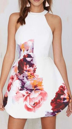 Keepsake To the End Floral Dress. Would be cute for bridal shower.