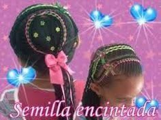 Resultado de imagen para peinados infantiles