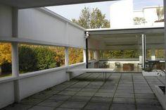 Villa Savoie - Le Corbusier