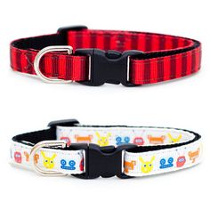 Two unique accessories for the uncommon kitty on featured on Fab!  @Fab Shops #cat #catcollar #sale