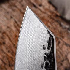 Chef Knife Handmade Forged Kiritsuke Kitchen Knife Stainless Steel Knife for Meat Fruit Fish Vegetables Butcher Knife Meat Fruit, Butcher Knife, Chef Knives, Kitchen Knives, Stainless Steel, Fish, Vegetables, Handmade, Hand Made