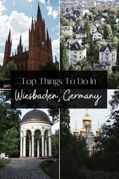 Top 10 Things to Do in Wiesbaden, Germany