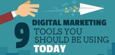 Check our this article to learn about 9 digital marketing tools you can start using to ease the process of managing your digital marketing activities, making it a breeze without costing you a fortune. http://meediax.com/9-digital-marketing-tools-you-should-be-using-but-arent/