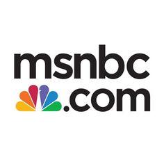 MSNBC.  @msnbc