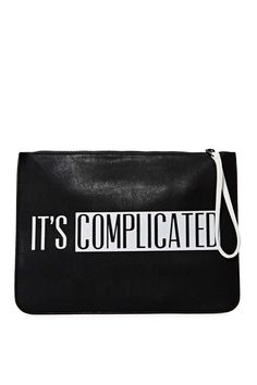 It's Complicated Clutch