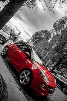 El nuevo #Opel #ADAM no pasa desapercibido