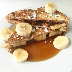 Anything drenched in syrup is my favorite! I love a delicious, sweet breakfast! I prefer using sugar free syrups, and use Golden Griddl...