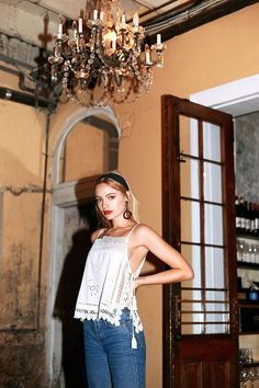 Garden Party Cami | Free People