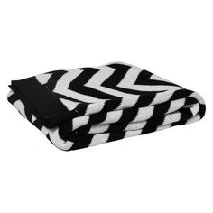Zsa Zsa Throw - Black ❤ liked on Polyvore featuring home, bed & bath, bedding, blankets, throws, black throw, black throw blanket, black blanket and black bedding