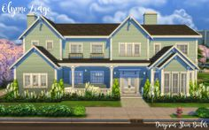 Sims 4 Homes