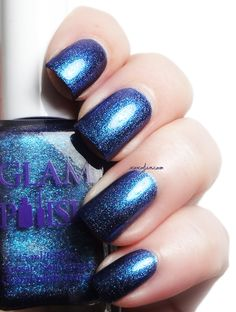 xoxoJen's swatch of Glam Polish Anduin River