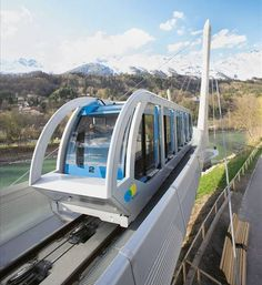 IF130 Hungerburgbahn - Funnicular - Leitner Ropeways