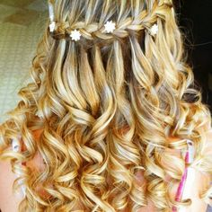 Get Inspired! Braid With Jewels Just published at Hairstyles for Women #Easy-Hairstyles, #Wedding-Hairstyles: