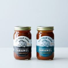 The Decadent Indulgence Bundle, including Dark Chocolate & Cold Brew Coffee Goat's Milk Caramel Sauce. Click here to read the entire & Be Well Holiday Gift Guide: For The Artisanal Palate. @food52