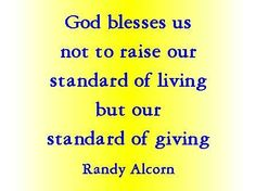..the righteous is generous and gives Psalms 37:21 ESV