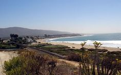 Jalama Beach Cottages And Campground Reservation
