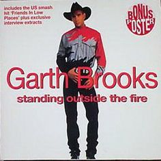 Garth Brooks Album Cover Photos - List of Garth Brooks album ...