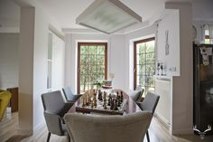 Jadalnia, dinner room, eklektyzm