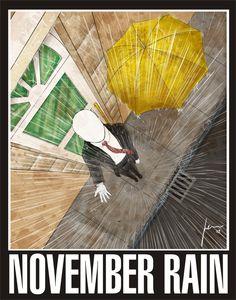November Rain by ~Bohlen