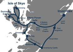 3 Day Isle of Skye and Highland Glens Tour
