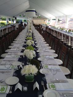 Joslyn Art Musuem Tent Wedding