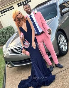Sexy Plunging V-neck Black Girls Mermaid Prom Dresses 2018 African Simple Long G. - Sexy Plunging V-neck Black Girls Mermaid Prom Dresses 2018 African Simple Long Graduation Dress Evening Party Gowns Long Train Source by storenvy - Graduation Dresses Long, Navy Prom Dresses, Prom Outfits, Mermaid Prom Dresses, Prom Pictures Couples, Prom Couples, Prom Picture Poses, Photos Of Dresses, Prom Tuxedo