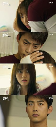 [Spoiler] 'Bring It On, Ghost' Kim So-hyeon-I cannot remember Taecyeon
