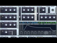 Skrillex Cinema Bass sound in 60 Seconds (Massive Dubstep Tutorial)