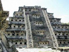 Pirámide del Tajín, Veracruz, Ciudad de México
