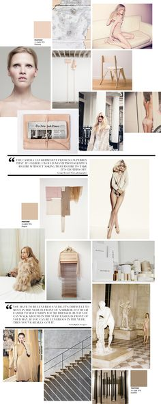 Curating the Curated: Nude